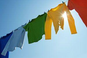Cómo secar la ropa