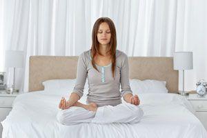 Cómo Relajar la Mente Antes de ir a Dormir