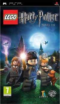 Ilustración de Trucos para LEGO Harry Potter: Años 1-4 - Trucos PSP (I)