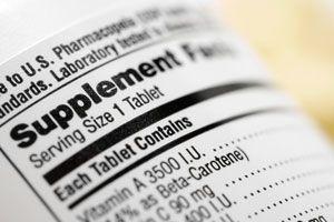 Cómo interpretar una etiqueta de suplementos nutricionales