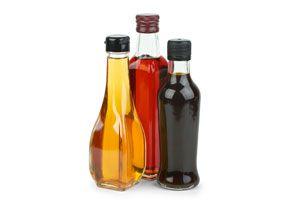 Ilustración de Cómo hacer vinagre de vino tinto, blanco y espumante