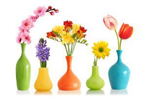 Ilustración de Cómo decorar con flores en otoño