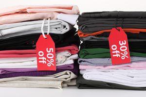 Cómo comprar ropa en las rebajas de temporada