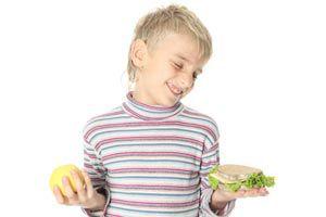 Cómo incentivar una alimentación sana en los niños