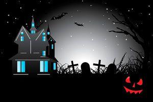 Cómo decorar la casa para una fiesta temática de terror
