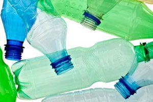 Cómo hacer una Canasta con Botellas de Plástico