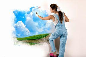 Cómo pintar un mural personalizado