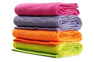 Cómo cuidar las toallas