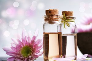 Ilustración de Cómo guardar y usar los aceites esenciales