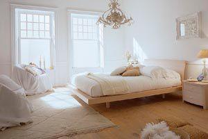 Ilustración de Cómo ubicar la cama en una habitación