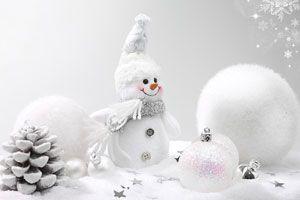 Cómo decorar el hogar al estilo Blanca Navidad