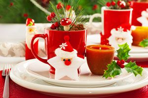 Cómo hacer un menú navideño para diabéticos