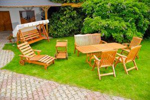 Cómo elegir los muebles para el jardín