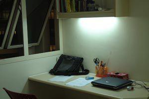 Cómo hacer un escritorio en ambientes pequeños