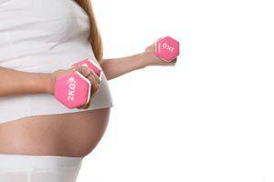 Cómo practicar deportes durante el embarazo