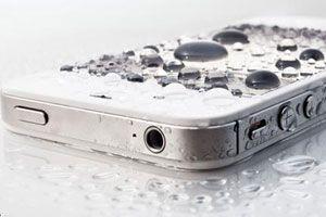 Ilustración de Cómo reparar un aparato electrónico mojado
