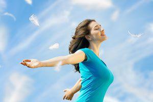 Ilustración de Cómo encontrar la satisfacción con pequeñas actividades