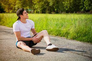 Ilustración de Cómo evitar calambres en las piernas
