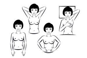 Cómo hacer un autoexamen de senos