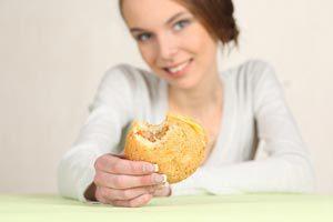 Cómo comer con las manos