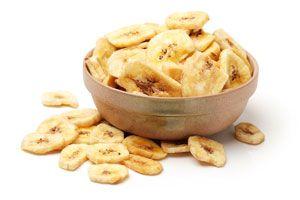 Cómo hacer Chips de Banana