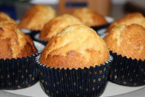 Cómo hacer magdalenas o cupcakes saludables