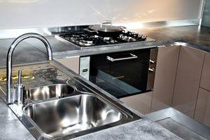 Cómo quitar el óxido de las Superficies de Acero de la Cocina