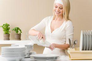 Cómo lavar los trastes de forma efectiva