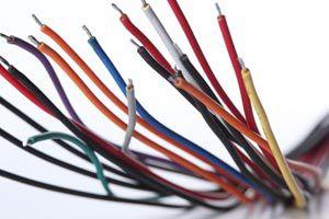 Ilustración de Cómo Distinguir los Cables según el Color