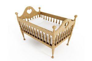 Cómo elegir la mejor cuna para el bebé