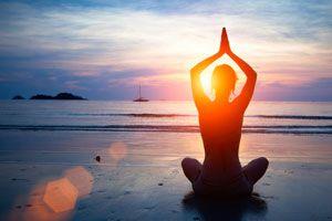 Ilustración de Cómo Aprender a Meditar