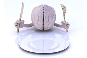 Alimentación para mejorar la mente. Como alimentarse para mejorar la mente. Alimentos para el buen funcionamiento del cerebro. Dieta para la mente