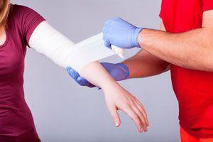 Cómo Curar una Herida Profunda