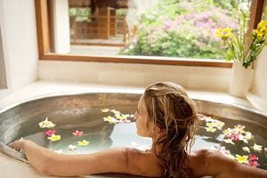 Cómo hacer Baños Relajantes y Embellecedores