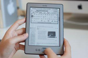Ilustración de Cómo Elegir un Lector de Libros Electrónicos