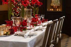 C mo decorar la mesa de fin de a o - Ideas cena nochevieja ...