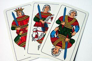 Ilustración de Cómo Jugar a la Canasta