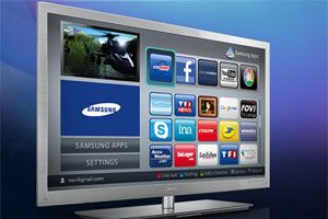 Ilustración de ¿Qué es un Smart TV?
