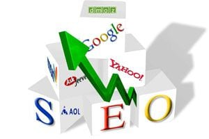 Ilustración de Beneficios del posicionamiento web (SEO)