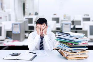 Cómo Evitar estar Saturado de Trabajo