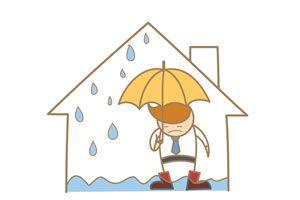 Guía para reparar goteras. Causas de la aparición de las goteras y procedimientos para repararlas. Pasos para tapar goteras