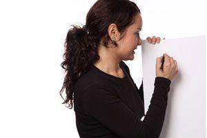 Ilustración de Cómo encontrar frases y pensamientos positivos