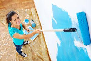 Ilustración de ¿Cuánta Pintura Necesito para Pintar una Habitación?
