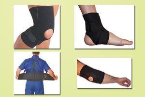 Accesorios para evitar lesiones al hacer ejercicios