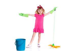 Cómo ayudar en las tareas de la casa