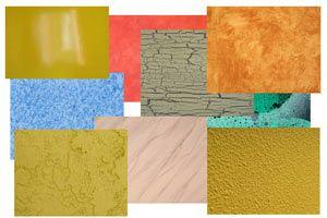 T cnicas de pintura decorativa - Pintura decorativa para paredes ...