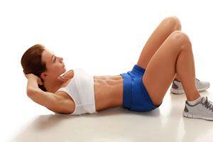 Ejercicios para marcar abdominales. Cómo lograr el