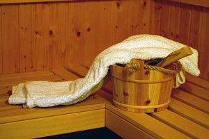 Beneficios de los ba os turcos - Sauna finlandesa o bano turco ...