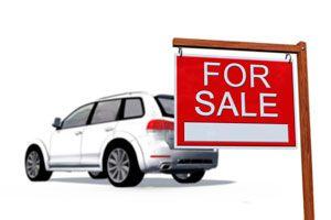 Ilustración de Cómo vender un coche usado