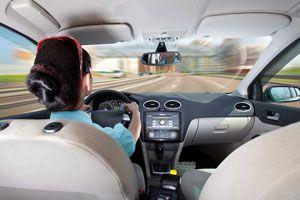 Ilustración de Cómo evitar el sueño al conducir